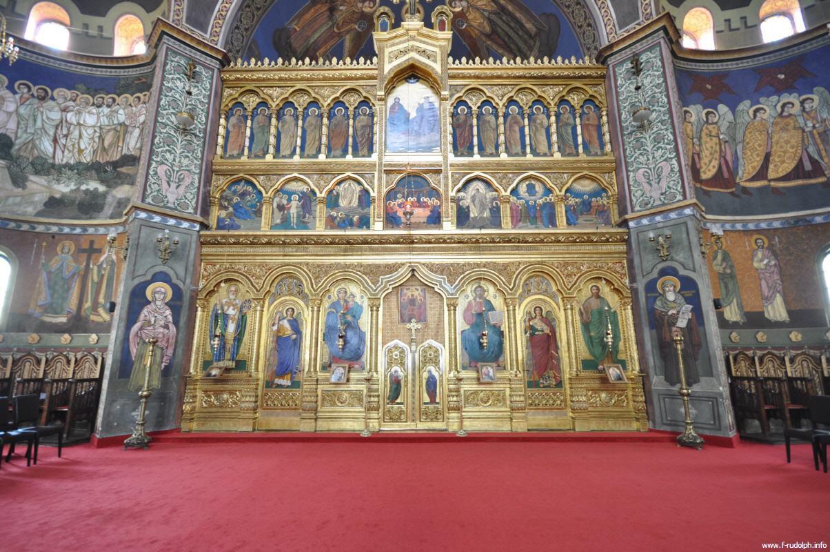 Orthodoxe Kirchen